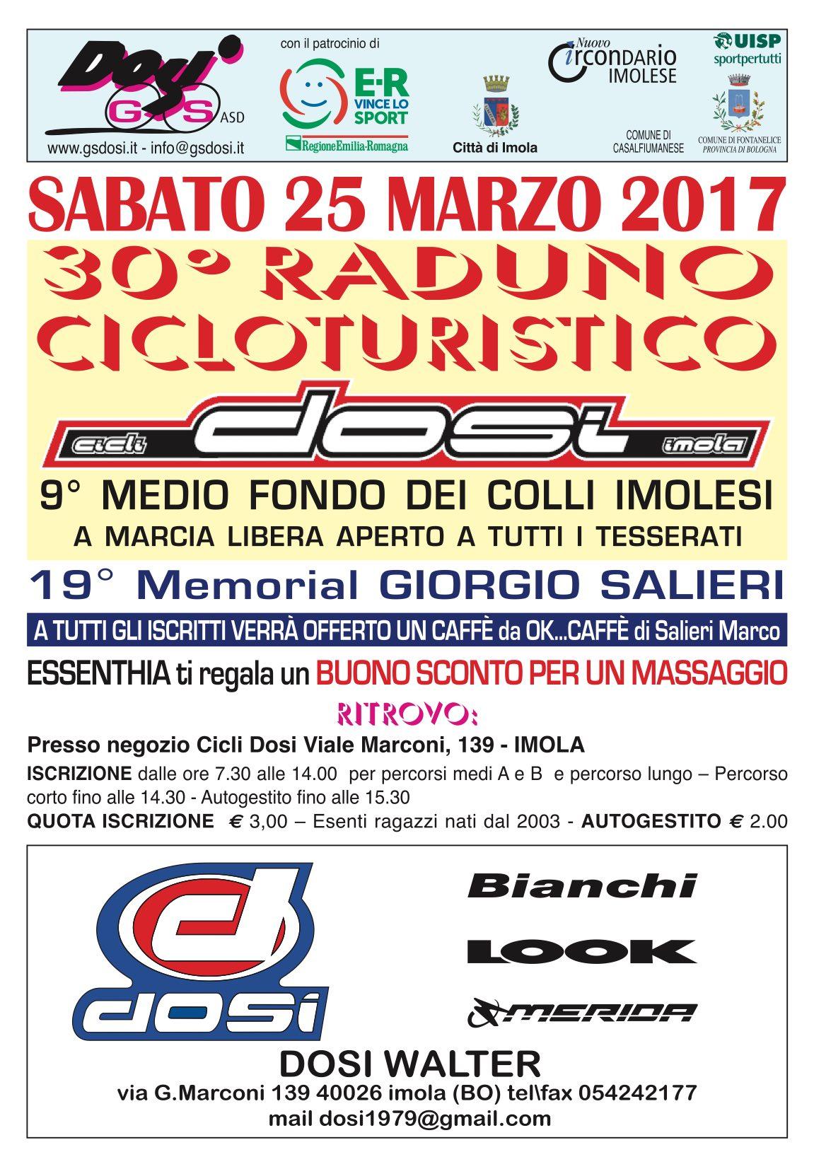 25 Marzo 2017 – 30° Raduno Cicli Dosi Foto